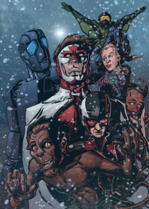 North #1 Cover