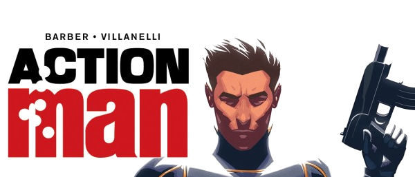 His Name Is Man Action 1 First Comics News