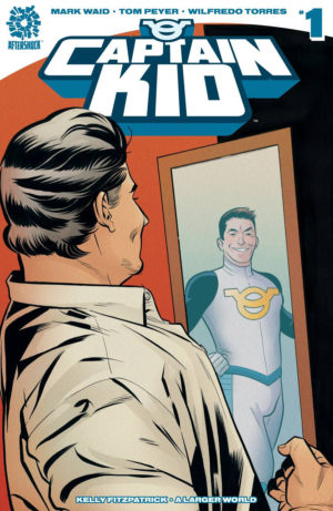 Captain Kid #1 Cover