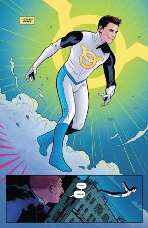 Captain Kid #1 Interior Page