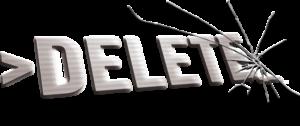JEZ'(RE): DELETE #1-4