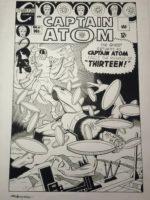 frank-mclaughlin-captain-atom-ditko-cover-recreation