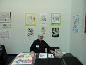 frank-mclaughlin-with-various-art