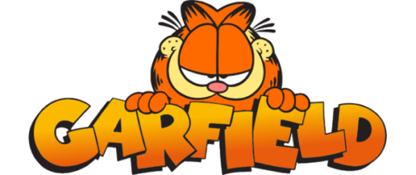 Image result for garfield logo png