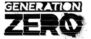 GENERATION ZERO #9 preview
