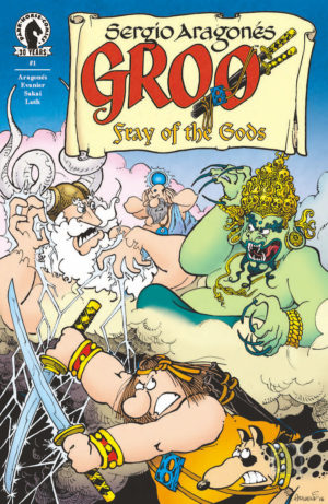 Groo #1 Cover