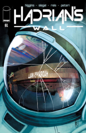 Hadrians Wall #1 Cover