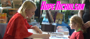 First Comics News interview with Hope Nicholson!