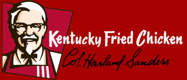 Kfc Logo: Colonel Sanders And DC's Green Lantern Team Up To Zing Bad