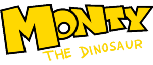 MONTY THE DINOSAUR: BOOK ONE preview