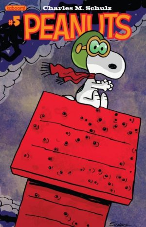 Peanuts, Charles Schulz, BOOM! Studios, KABOOM!, Snoopy, Charlie Brown, Linus, Lucy,