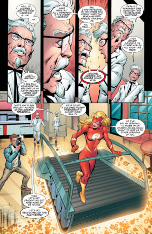 KFC: Crisis of Infinite Colonels Interior Page