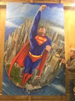 russ-rainbolt-superman-over-metropolis