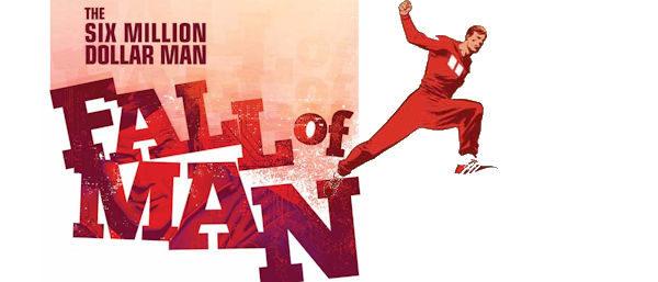 Six Million Dollar Man Logo