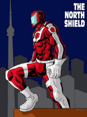 The North Shield Cover