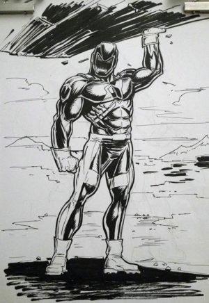 The North Shield Sketch