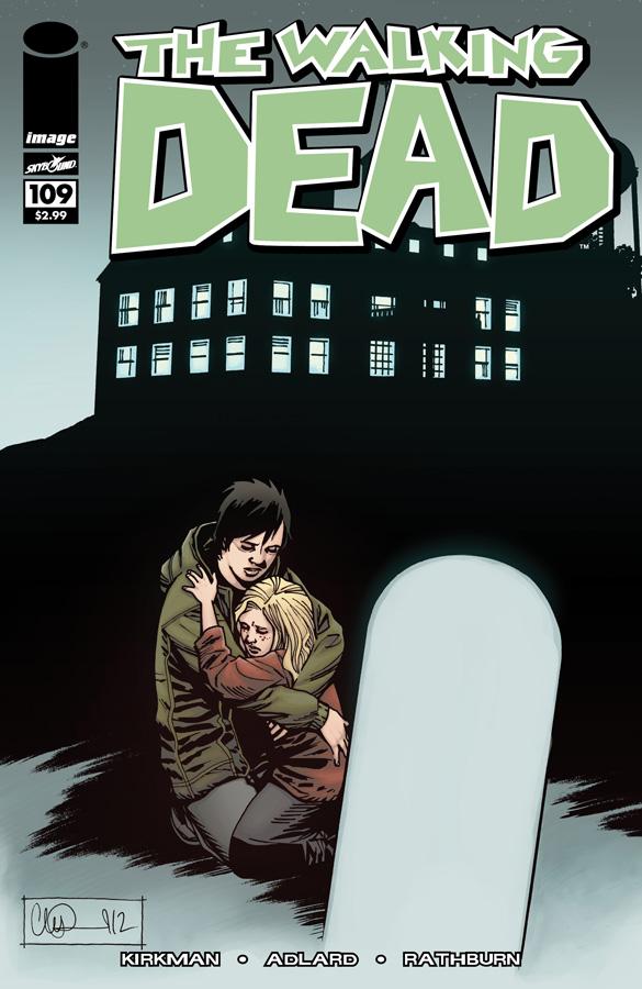Robert Kirkman, The Walking Dead, zombies, Image Comics,