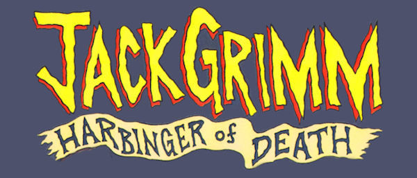 Jack Grimm: Harbinger of Death Logo
