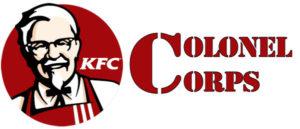 KFC: Crisis of Infinite Colonels Logo