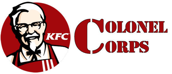 KFC: Crisis of Infinite Colonels Logo