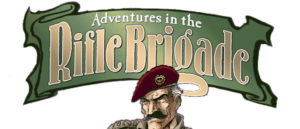 Adventures in the Rifle Brigade Logo
