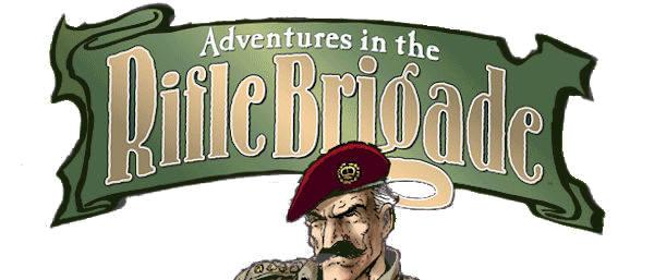 Adventures in the Rifle Brigade Logo