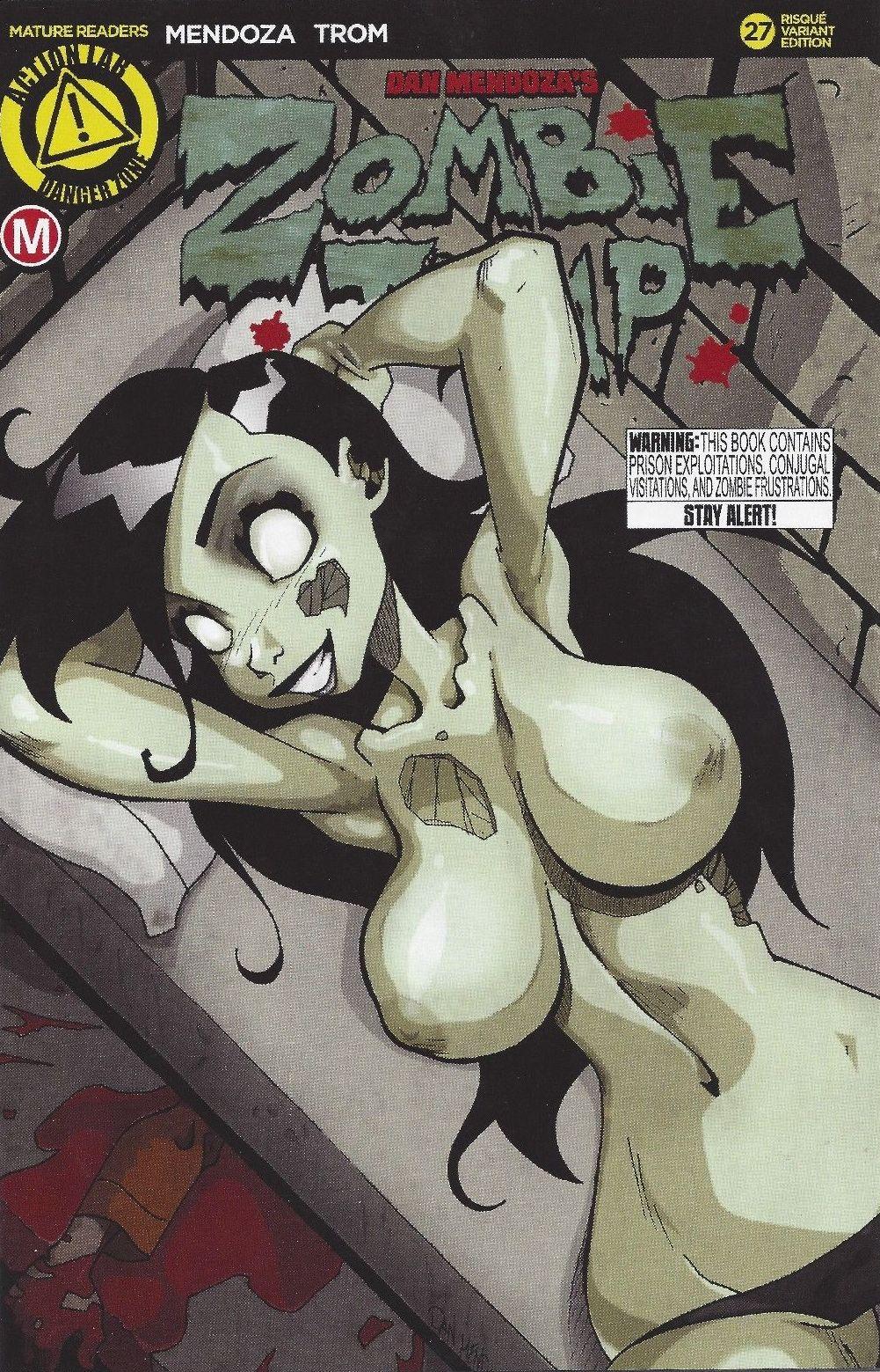 Rich Reviews Zombie Tramp 27 First Comics News