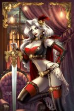 steampunk_lady_death_cover_by_sabinerich-d87qpuf