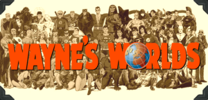 WAYNE'S WORLDS: Digital Comics Go Unlimited!