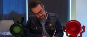 DC SIGNS HUMPHRIES TO CREATE CONTENT FOR DC AND VERTIGO