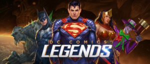 DC Legends: Official Introduction Trailer   App Store, Google Play