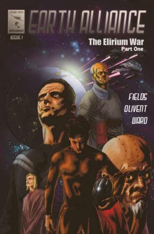 Earth Alliance #1 Cover