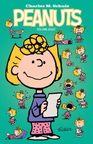 peanuts-volume-eight