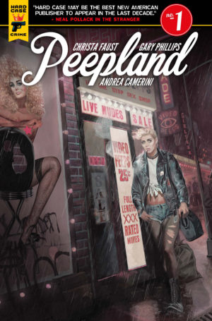 Peepland #1 Cover