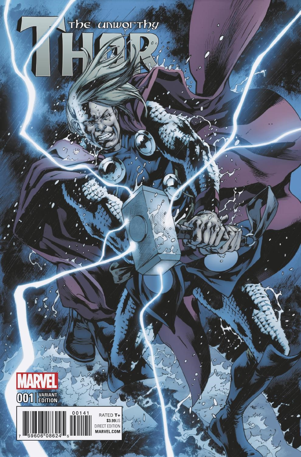 The Unworthy Thor 1 Preview First Comics News
