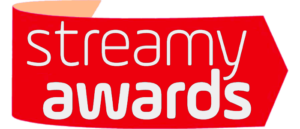 WINNERS ANNOUNCED FOR THE 6TH ANNUAL STREAMY AWARDS