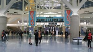 JEZ'(RE): STAN LEE'S COMIKAZE / L.A. COMIC CON 2016