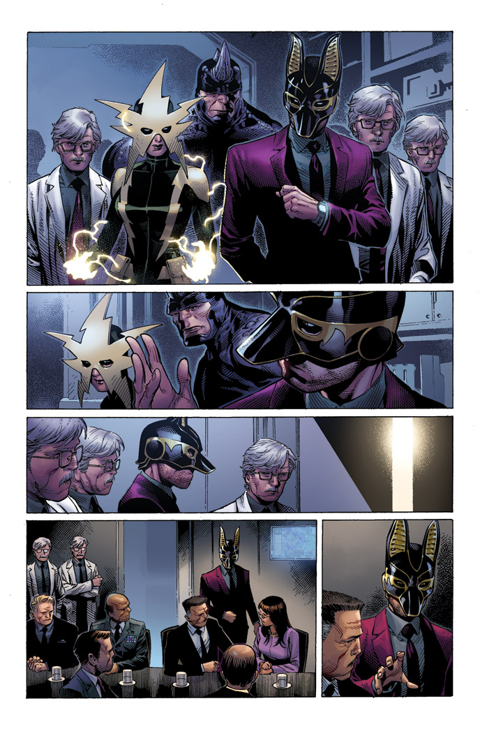 the clone conspiracy 3 preview � first comics news