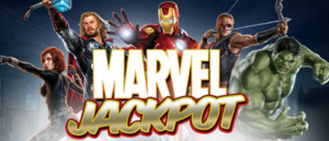 Superhero? Vigilante? Rogue Gambler? You Can Be Anyone And Win $$$ With Marvel Slots!