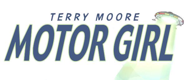 Motor Girl Logo