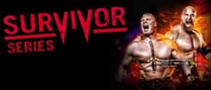 Brock Lesnar vs Goldberg   WWE Survivor Series 2016   FULL MATCH