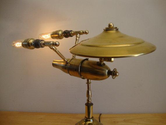 Battery Led Desk Lamp