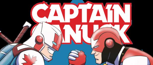 Captain Canuck 11 Andrew Thomas Variant