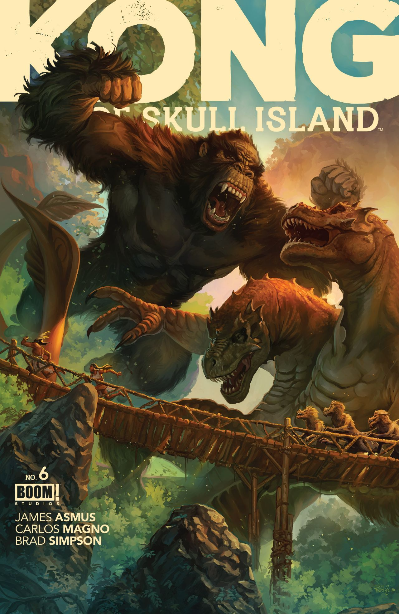 Kong Skull Island Review Kids