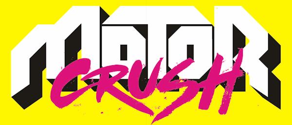 Motor Crush #1 Logo