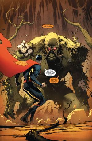 Superman Annual #1 Interior Page