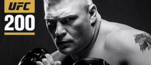 USADA SUSPENDED BROCK LESNAR FOR ONE YEAR