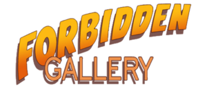 FORBIDDEN GALLERY #1 review