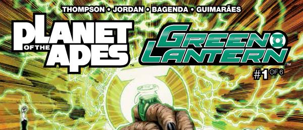 Green Lantern POTA #1 Logo