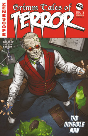 Grimm Tales of Terror #1 Cover